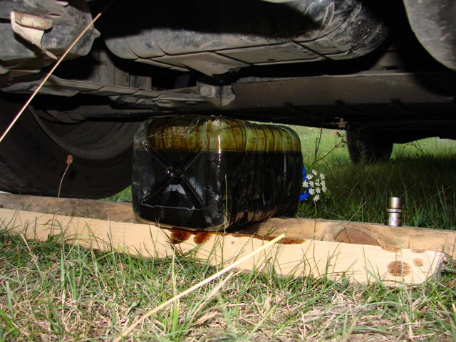 Замена масла в двигателе лансер 10